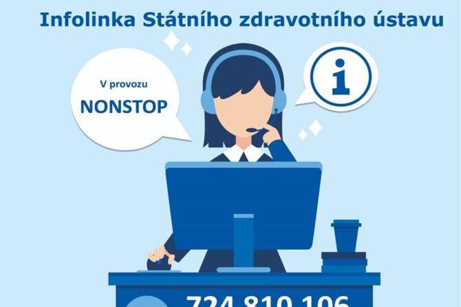 Informace Ministerstva zdravotnictví České republiky