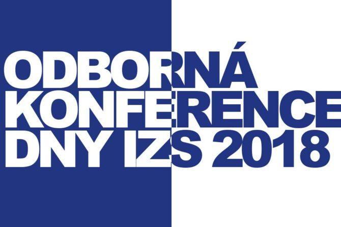 """Odborná konference """"DNY IZS 2018"""""""