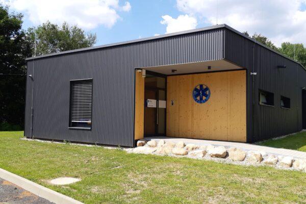 Nová výjezdová základna záchranné služby vRokytnici nad Jizerou