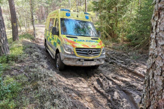 2. ročník školení řidičů vRalsku – jízdy rozbahněným terénem
